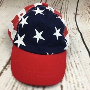 New little kids 🇺🇸 american Flag baseball cap